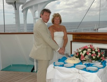 Cruise packages caribbean for Royal caribbean cruise wedding